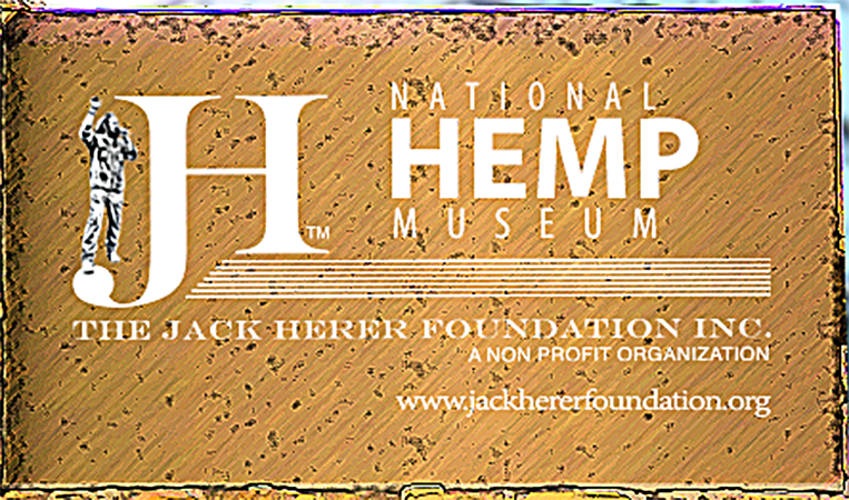 Hemp Museum Monument Sign